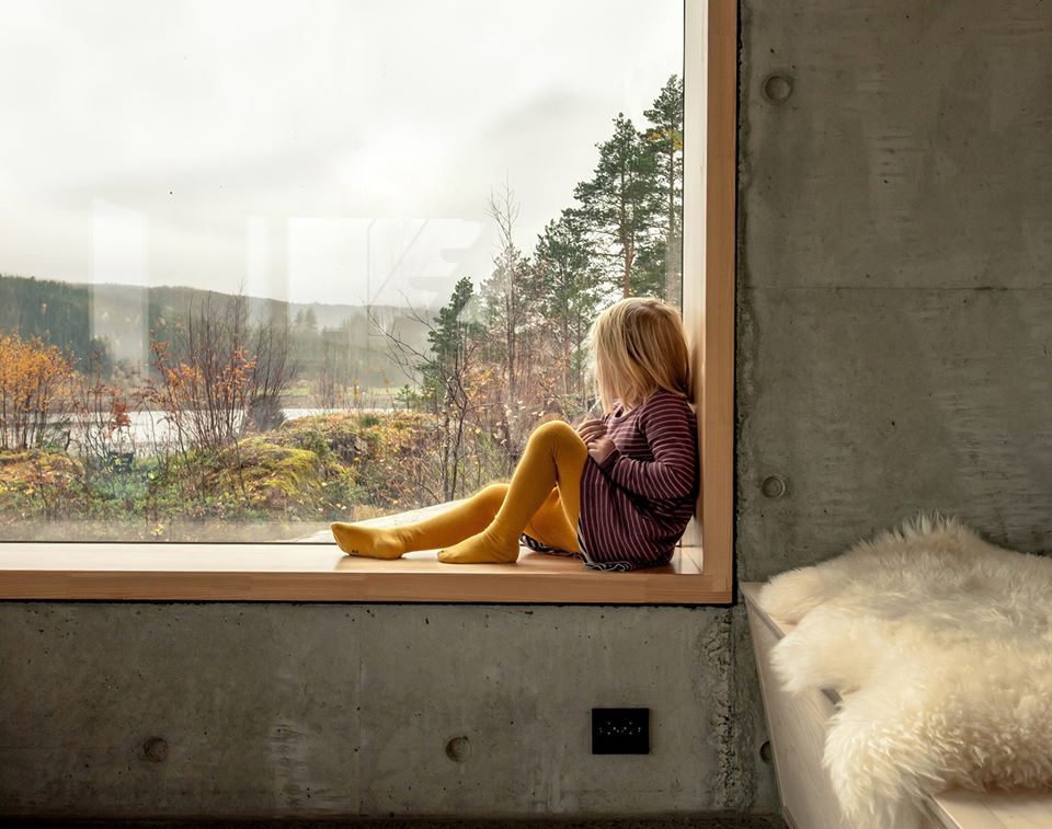 Вила в Норвегия от Sanden+Hodnekvam Arkitekter