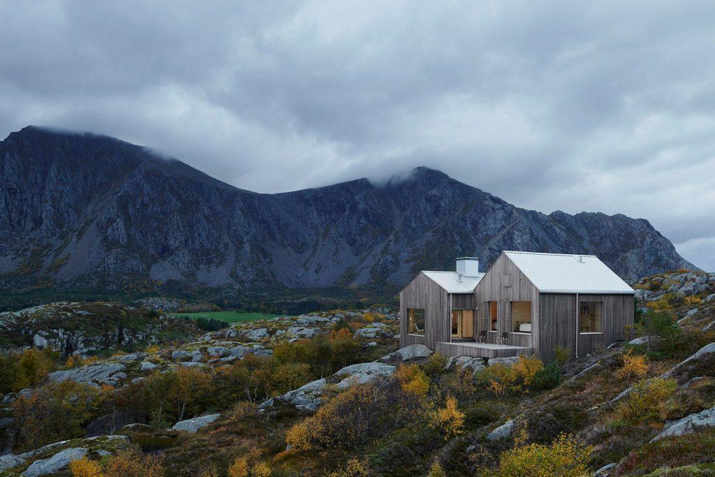 norvegian villa