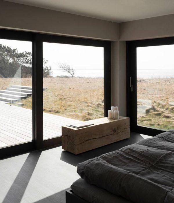 Крайбрежна къща в Дания от Norm Architects