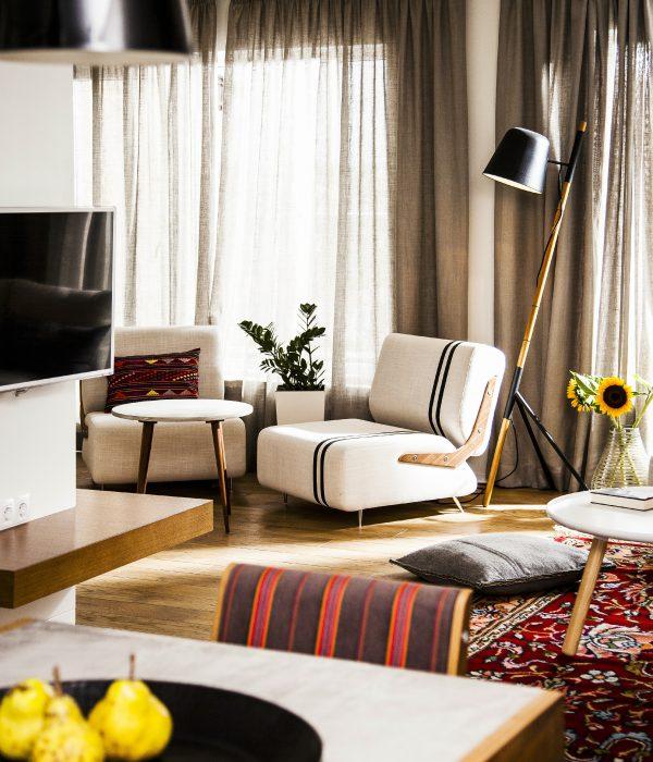 Апартамент в София от Fimera Design Studio