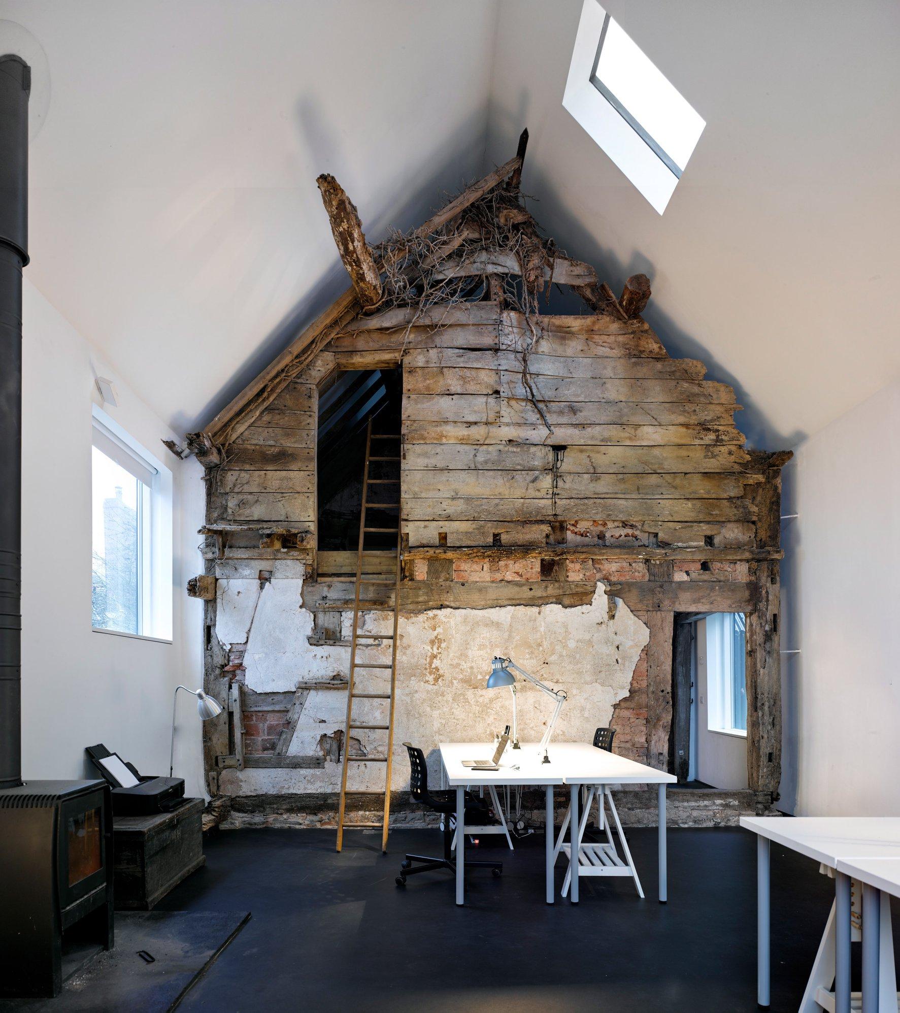 Реставрация на 300-годишна къща от David Connor Design и Kate Darby Architects