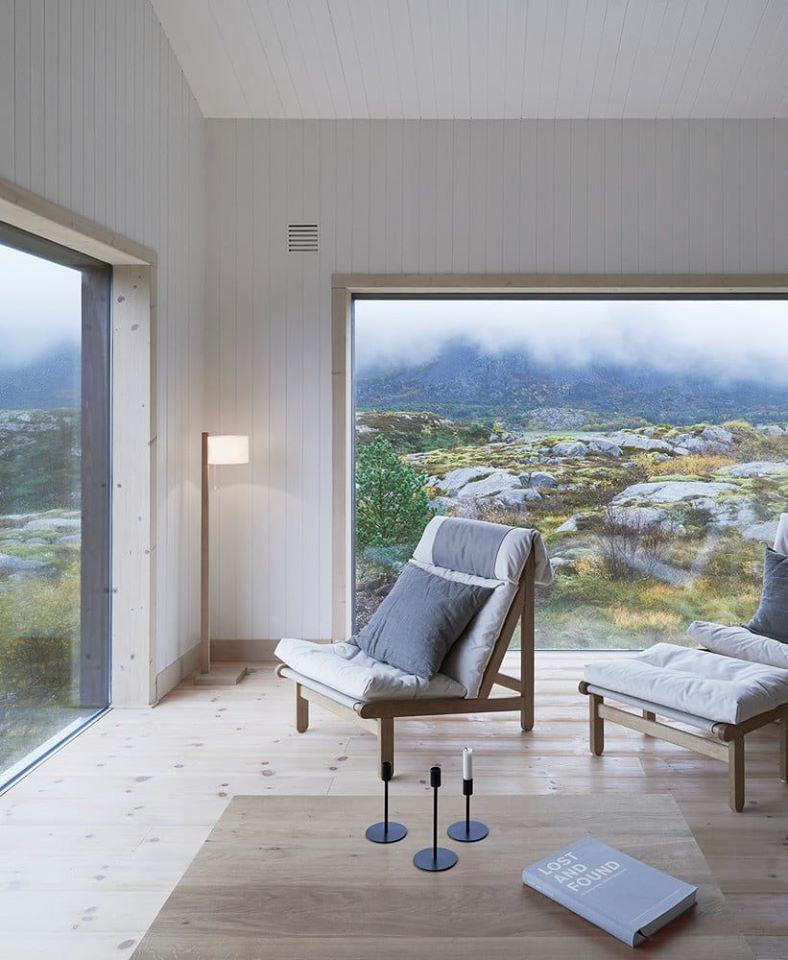 Вила на писател в Норвегия от Kolman Boye