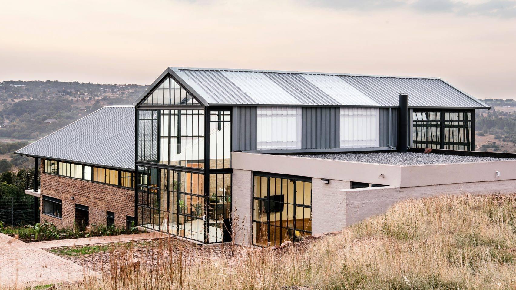 Обширен дом в Южна Африка от Nadine Englebrecht