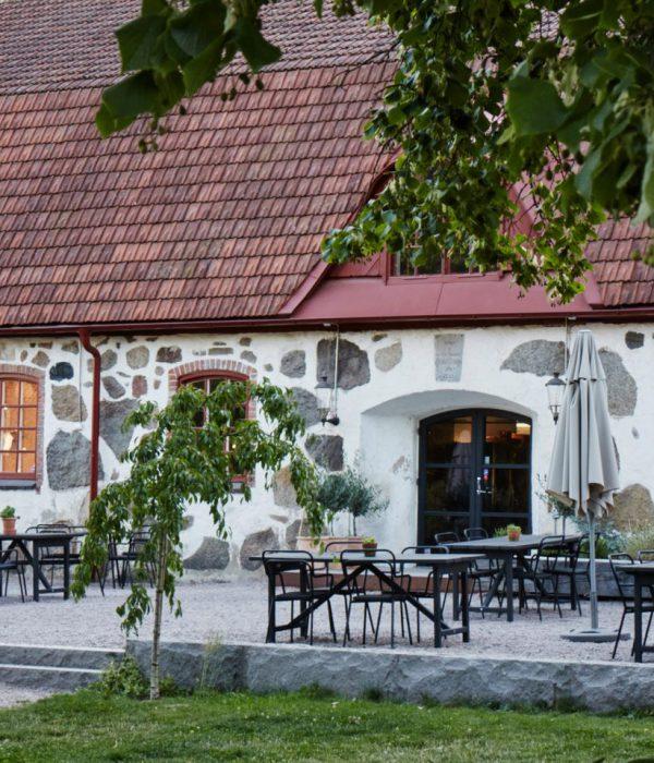 Хотел и ресторант Wanas край Малмьо от Kristina Wachtmeister