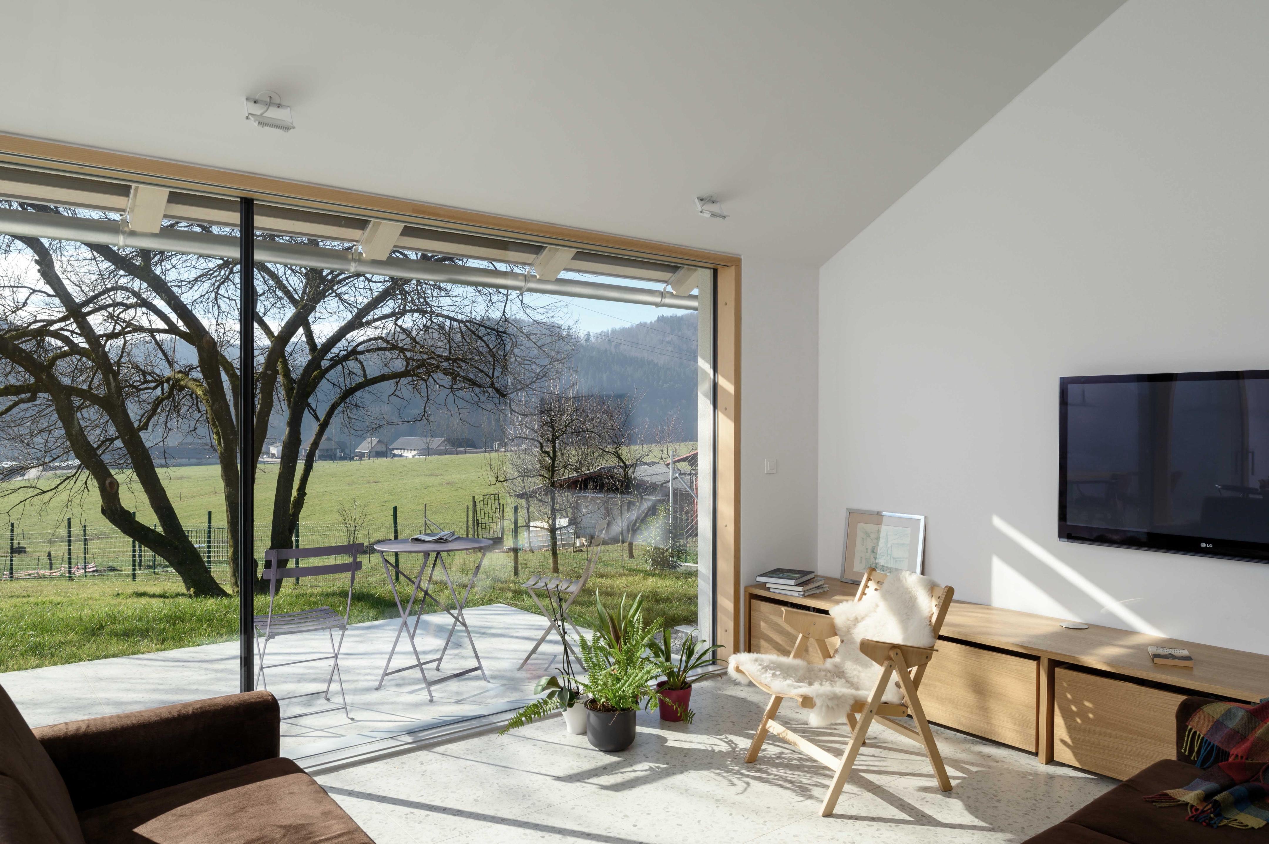 Къща в Словения от Skupaj Arhitekti